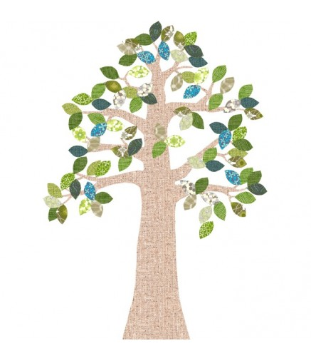 Inke Heiland albero in carta da parati (no 2 Juni 126)