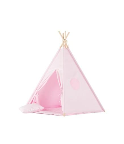 Tenda Tepee Rosa