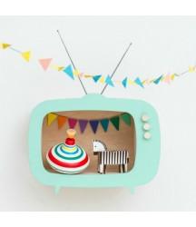 Mensola a TV Menta