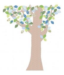 Inke Heiland albero in carta da parati (no 1 Juni 126)