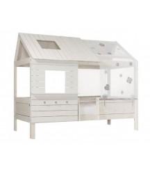 Letto Bambina Silversparkle Basso LifeTime Kidsroom