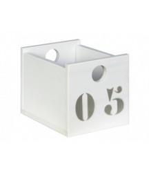 Cassetto Mini Bianco Bopita