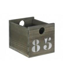 Cassetto Mini Grigio Bopita
