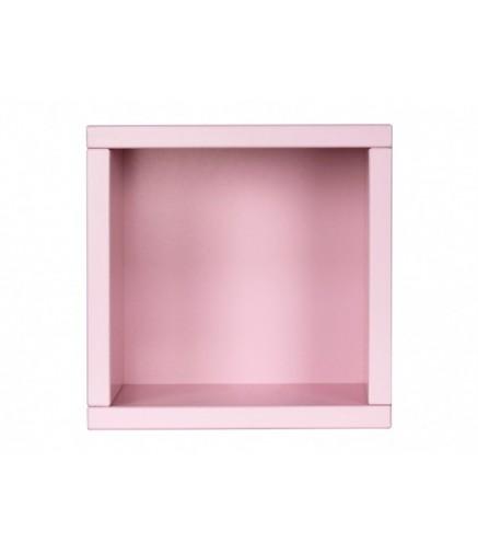 Mensola a Cubo Bianca Bopita