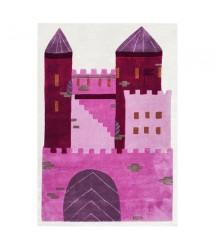 Tappeto con Castello delle Principesse
