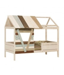 Letto Treehouse LifeTime Kidsroom