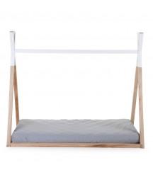 Lettino Montessori Teepee 70x140 cm Childhome